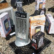 Qty of Heaters Heater