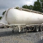 1988 FILLIAT TT33 Tri/A Pneumatic Bulk Trailer