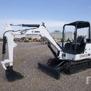 BOBCAT X331 Mini Excavator (1 - 4.9 Tons)