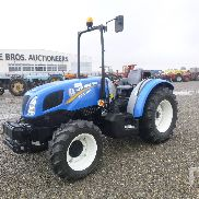 UNUSED 2017 NEW HOLLAND TD4.70F MFWD Tractor