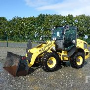 2015 NEW HOLLAND W70C Wheel Loader
