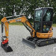 2014 CASE CX26B-SERIE II Mini Excavator (1 - 4.9 Tons)