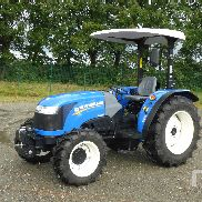 UNUSED Tracteur 2014 NEW HOLLAND TD3.50 EMRA