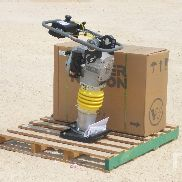 UNUSED 2013 WACKER NEUSON MS62 Quantité de 2 Jumping Jack