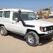 Toyota Land Cruiser 78L 4x4 Sport Utility Vehicle