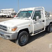 2010 Toyota Land Cruiser 79L 4x4 Pickup