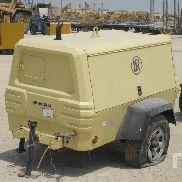 2007 INGERSOLL-RAND P260WIR Portable Air Compressor