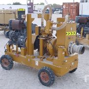 2015 NATIONAL NP150 6 In. Portable Dewatering Pump