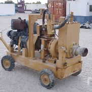 2006 WATER & POWER DP150 6 In. Portable Dewatering Pump