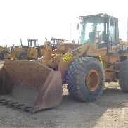 2007 CASE 821C Wheel Loader