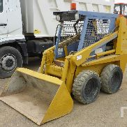 1998 CASE 1840 Skid Steer Loader