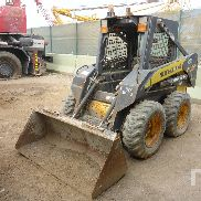 2007 NEW HOLLAND L150 Skid Steer Loader