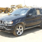 2003 BMW X5 4.6is AWD Sport Utility Vehicle
