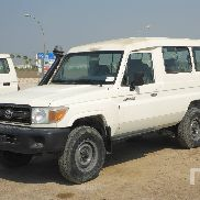 2011 Toyota Land Cruiser 78L 4x4 Sport Utility Vehicle