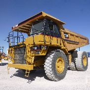 2002 CATERPILLAR 773D Rock Truck