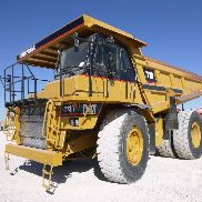 2001 CATERPILLAR 773D Rock Truck