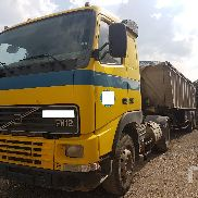 2001 VOLVO FH12-420 Truck Tractor (S/A)