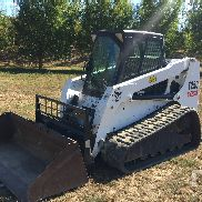 2007 BOBCAT T250 Multi Terrain Loader