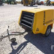 2005 KAESER M26 Portable Air Compressor