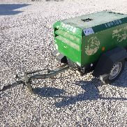 2006 INGERSOLL-RAND 7/20 Portable Air Compressor