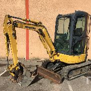2010 KOMATSU PC20MR-2 Mini Excavator (1 - 4.9 Tons)