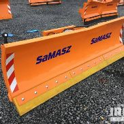 2015 SAMASZ RAM 300 BRU Snow Plow. Snow Equipment - Other