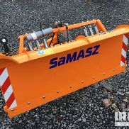 2015 SAMASZ UNI 180 BRH Snow Plow. Snow Equipment - Other