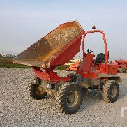 2007 BARFORD SXR5000 Swivel Dumper