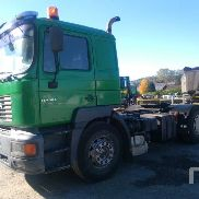 2002 MAN FE460A Truck Tractor (S/A)