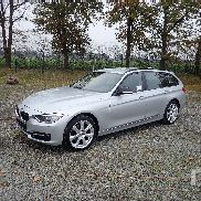 BMW 320D Sport X-Drive Automobile 2013