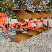 NIEMEYER DELTA 2-180IV 4 Bottom Rollover Plow