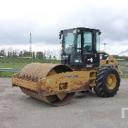 2012 CATERPILLAR CS533E Vibratory Roller