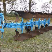 LEMKEN 120X 5 Bottom Rollover Plow