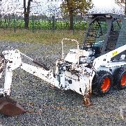 2009 BOBCAT S70 Skid Steer Loader