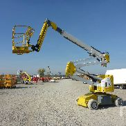 2007 HAULOTTE HA15IP Electric Articulated Boom Lift