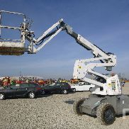 2007 HAULOTTE HA12PX Articulated Boom Lift