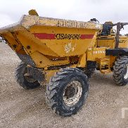2005 BARFORD SRX5000 4x4 Swivel Dumper