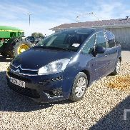 2011 CITROEN C4 PICASSO 2.0HDI Car