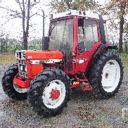1983 INTERNATIONAL 885XL spp MFWD Tractor