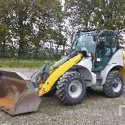 2011 KRAMER 680 4x4x4 Wheel Loader