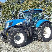 2008 NEW HOLLAND T7050 MFWD Traktor