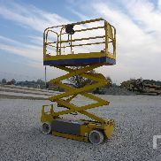 2007 MANITOU 81XE Electric Scissorlift
