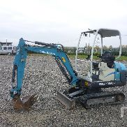 2007 MESSERSI M18BE Mini Excavatrice (1 - 4.9 tonnes)