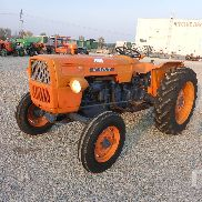 1967 FIAT 415 2WD Antique Tractor