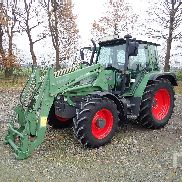 2008 FENDT 308CI MFWD Tractor