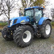 2010 NEW HOLLAND T7050 MFWD Traktor
