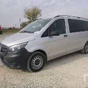 2015 MERCEDES-BENZ VITO TOURER 114 9 Passenger Bus