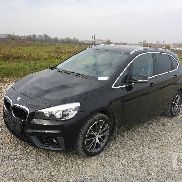 2016 BMW 218I ACT TOURER Automobil