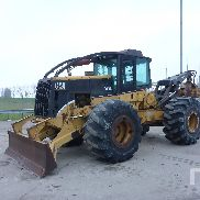 2002 CATERPILLAR 525B Grapple Skidder