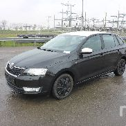 2015 SKODA RAPID 1.2TSI Car